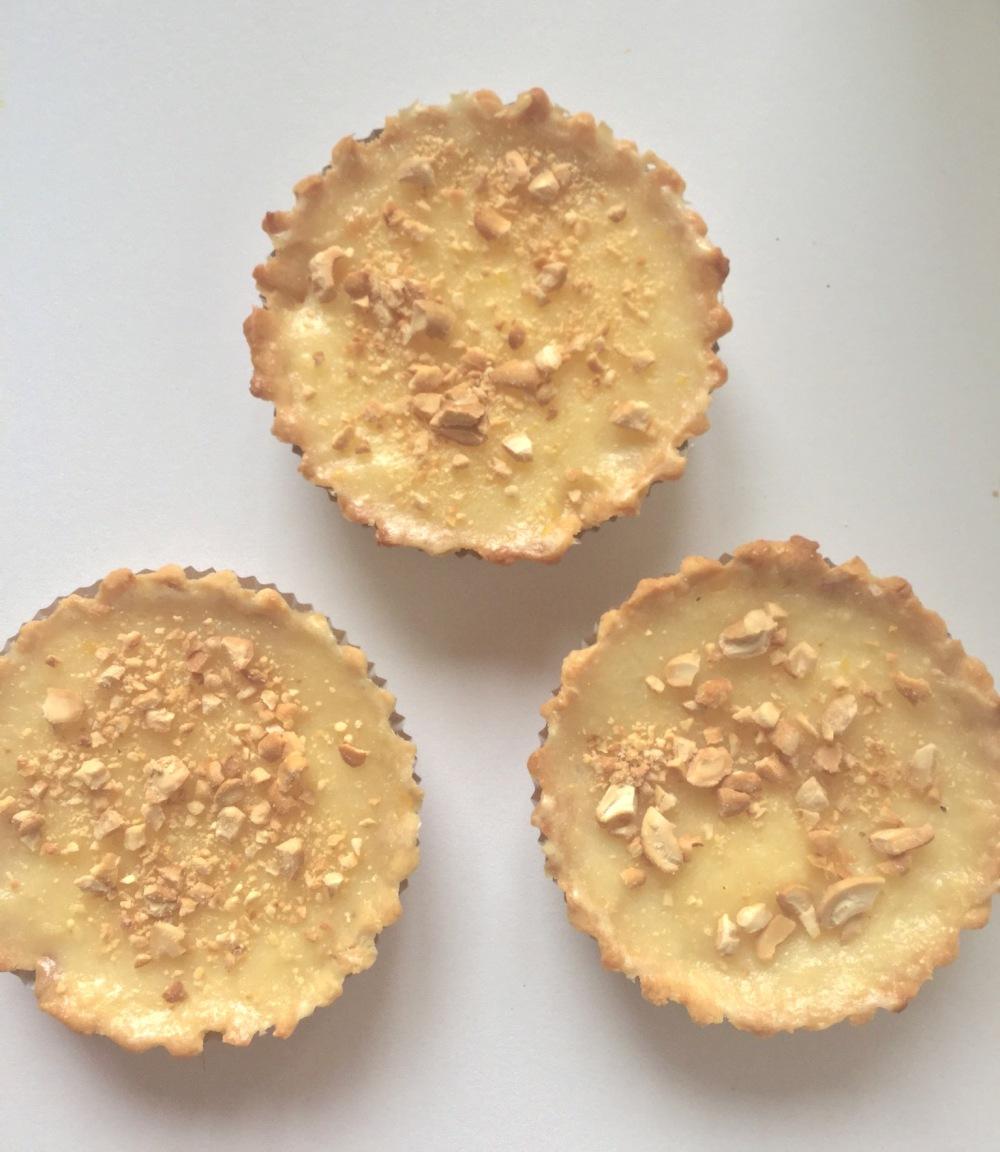 La tarte au citron sans cuisson - Copyright © Le Revers de La Manche